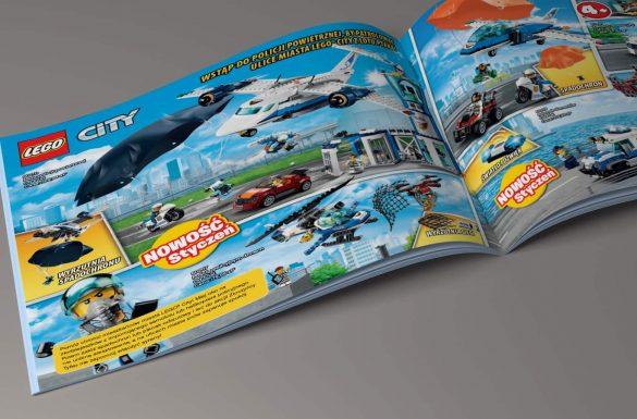 Przegląd Katalogu Lego Styczeń Czerwiec 2019 Figurkowe Ramki