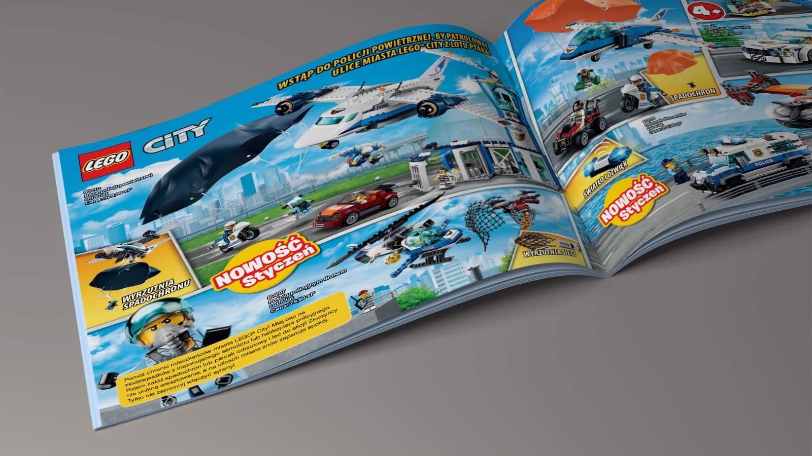 Katalog Lego 2019 Widziałeś Już Figurkowe Ramki