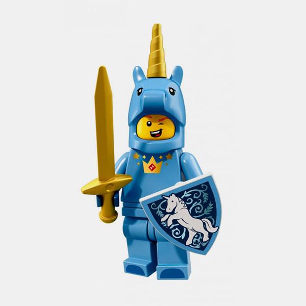 Unicorn Guy - Lego Minifigures 71021 Series 18 - col18-17