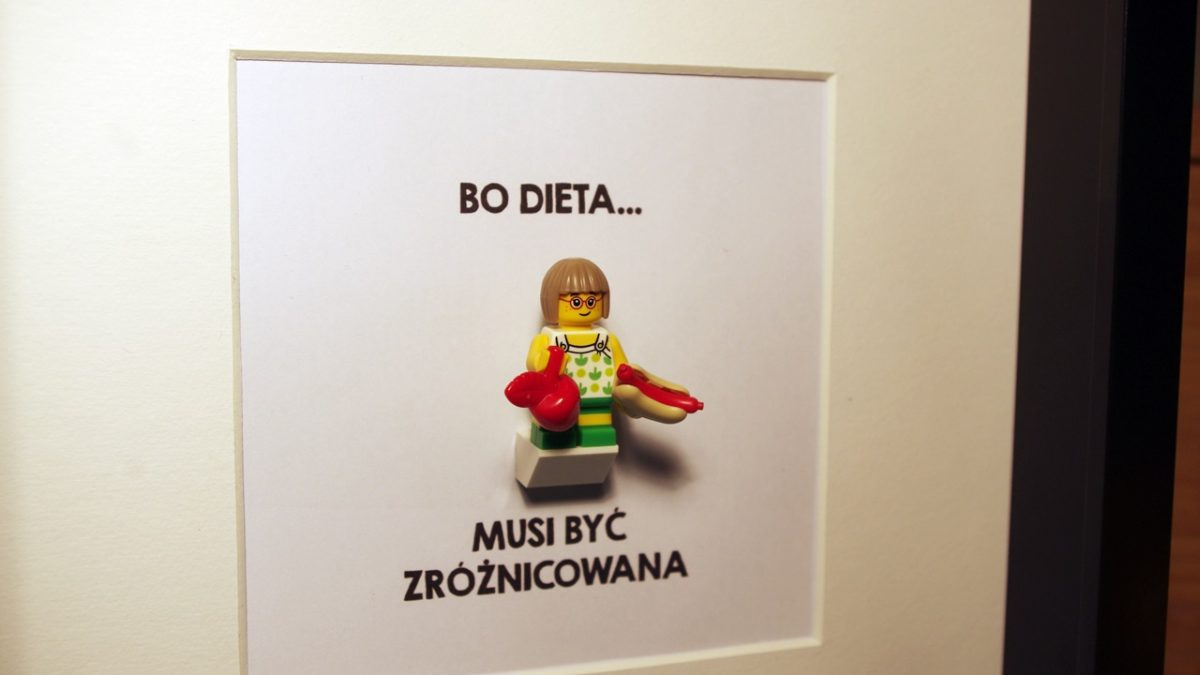 Oryginalny prezent dla dietetyka