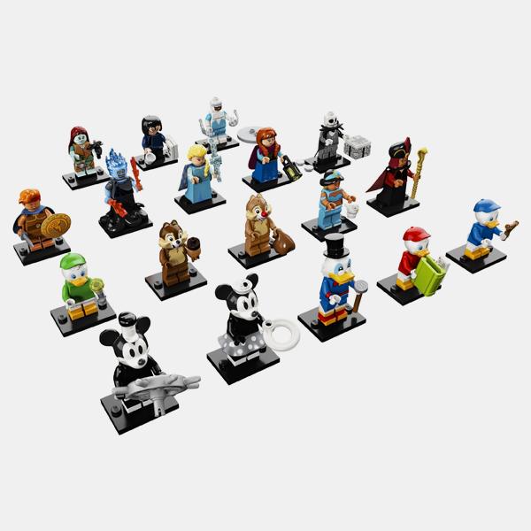 Lego 71024 Minifigures (Disney 2 Series)