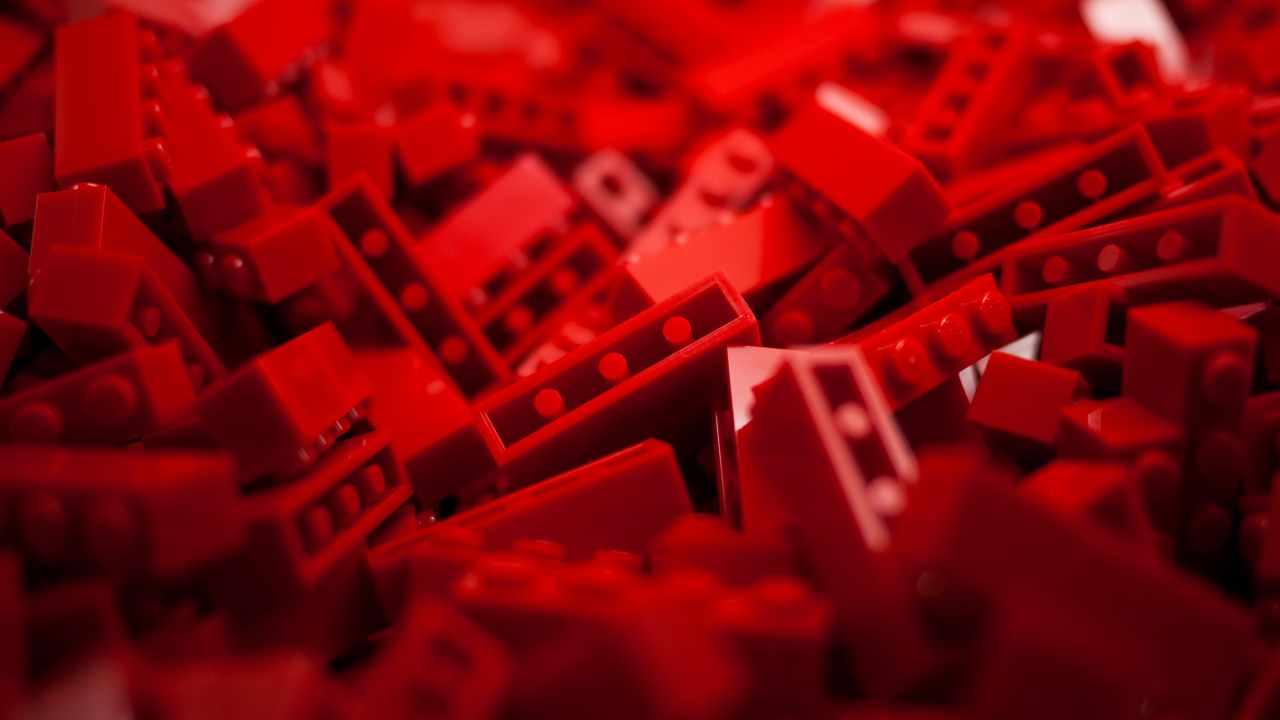 Kombinacje klocków LEGO