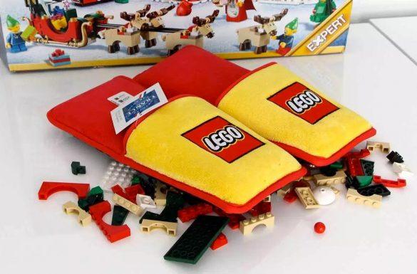 Kapcie LEGO