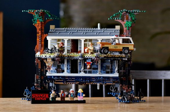 LEGO Stranger Things Netflix