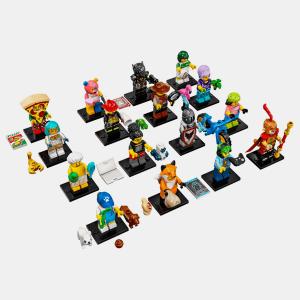 Lego 71025 Minifigures Series 19