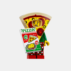 Pizza Costume Guy, Series 19 - col19-10