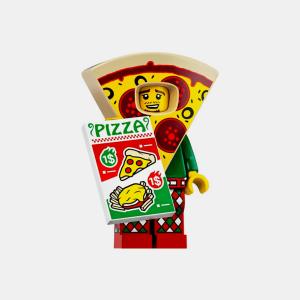 Pizza Costume Guy, Series 19 - col19-10
