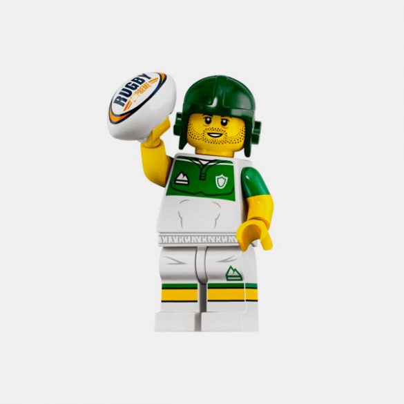 Rugby Player, Series 19 - col19-13
