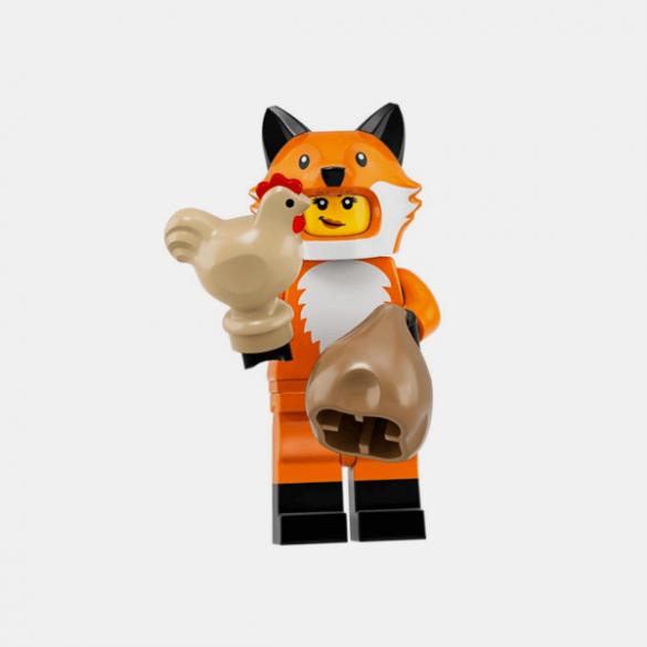 Fox Costume Girl, Series 19 - col19-14