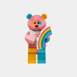 Bear Costume Guy, Series 19 - col19-15