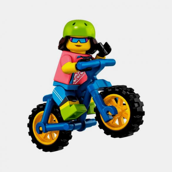 Mountain Biker, Series 19 - col19-16