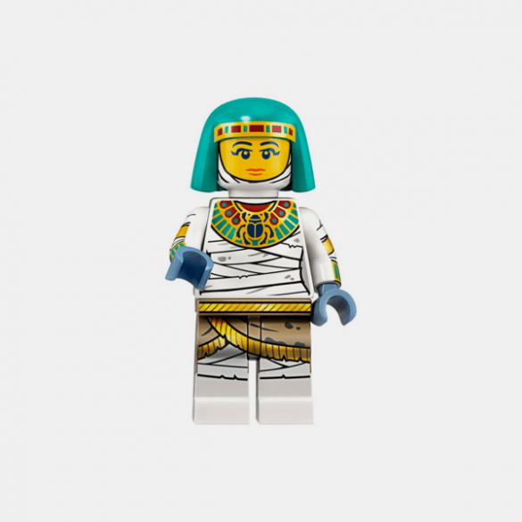 Mummy Queen, Series 19 - col19-6