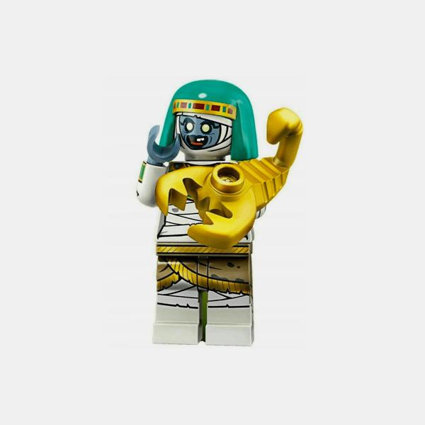 Mummy Queen – Lego Minifigures 71025 Series 19 – col19-6