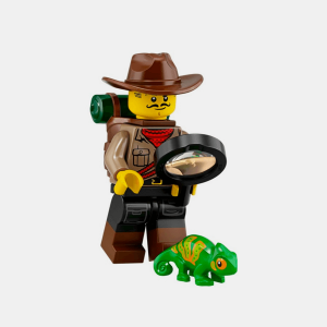 Jungle Explorer, Series 19 - col19-7