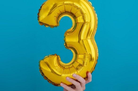 Trzecie urodziny Figurkowych ramek