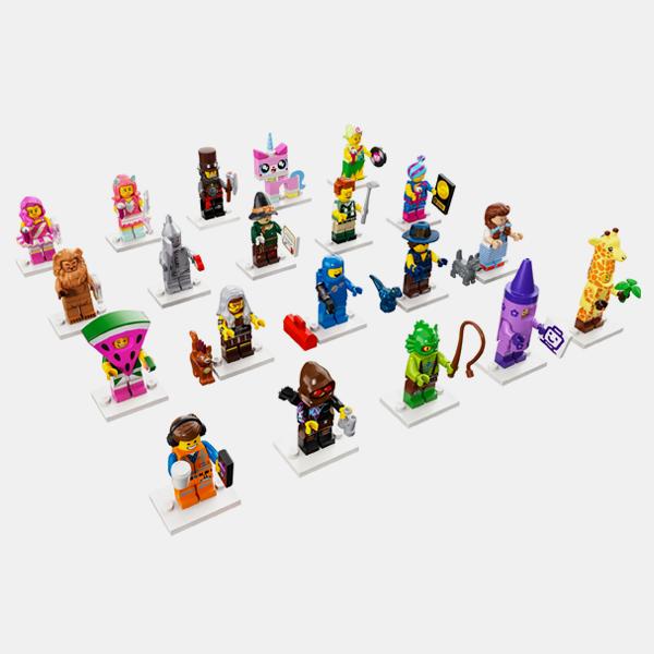 Lego Minifigures 71023 The Lego Movie 2 Series
