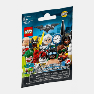 Lego Minifigures The Lego Batman Movie 2 Series