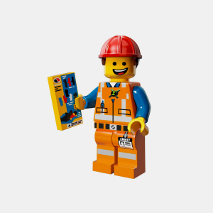Lego Minifigures The Lego Movie Series