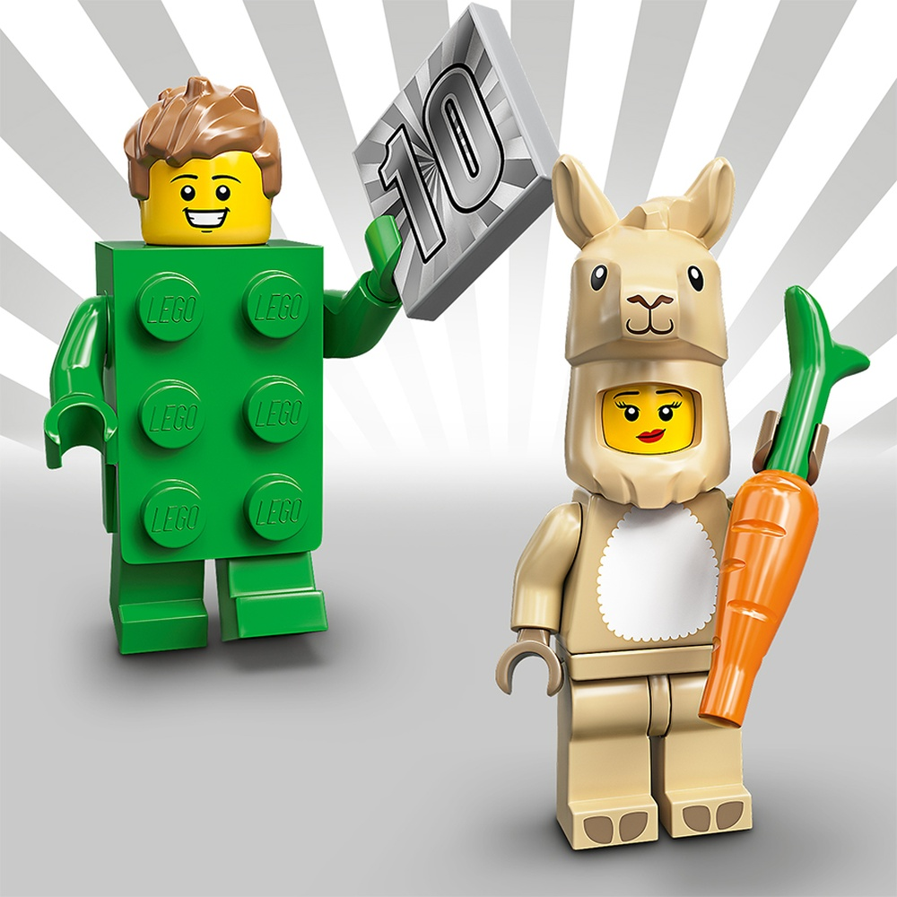 LEGO CMF seria 20 - 71027