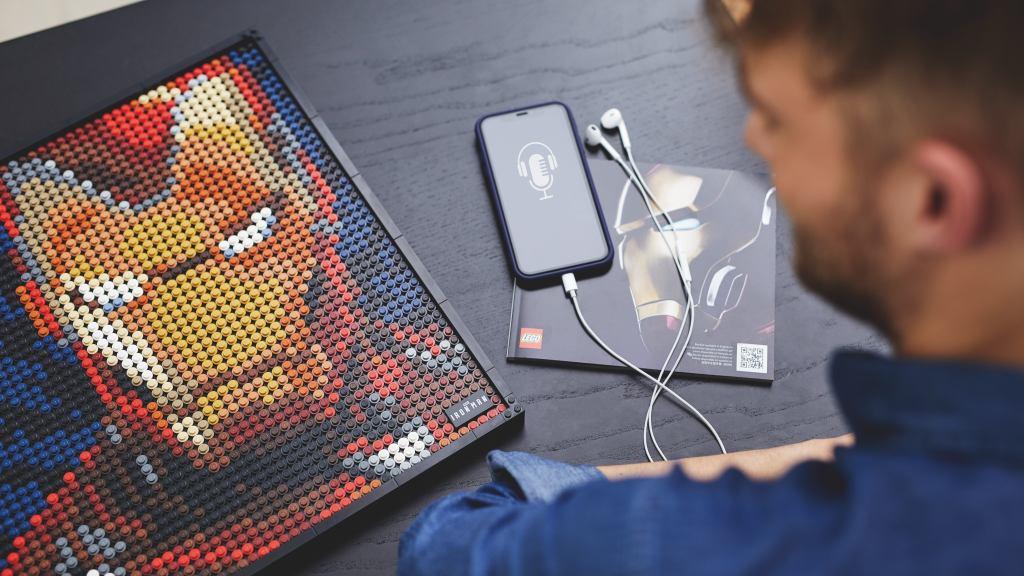 Obrazy z klocków LEGO, fot. mat. prasowe