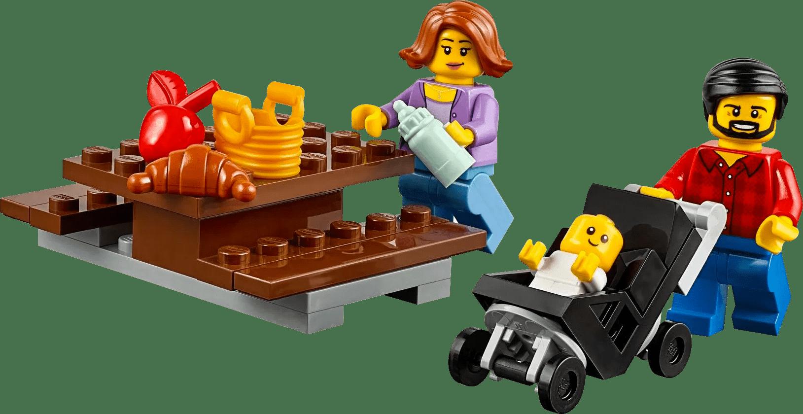 Piknik LEGO