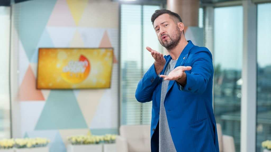 Marcin Prokop, fot. TVN/Bartosz Krupa/East News