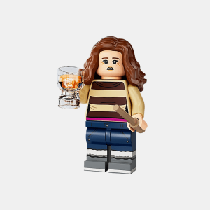 Hermione Granger - Lego Minifigures 71028 Harry Potter Series 2 - colhp2-3