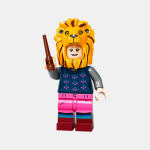 Luna Lovegood - Lego Minifigures 71028 Harry Potter Series 2 - colhp2-5