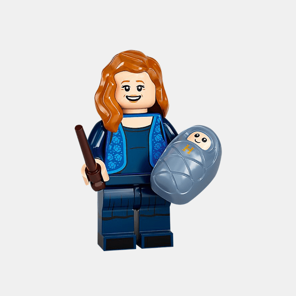 Lily Potter - Lego Minifigures 71028 Harry Potter Series 2 - colhp2-7