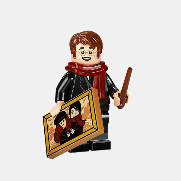 James Potter - Lego Minifigures 71028 Harry Potter Series 2 - colhp2-8