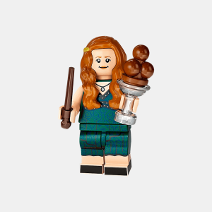 Ginny Weasley - Lego Minifigures 71028 Harry Potter Series 2 - colhp2-9