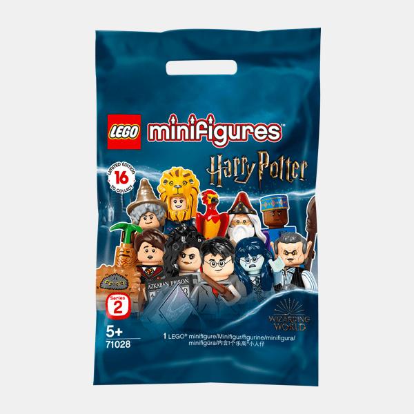 Lego Minifigures 71028 Harry Potter Series 2 - saszetka