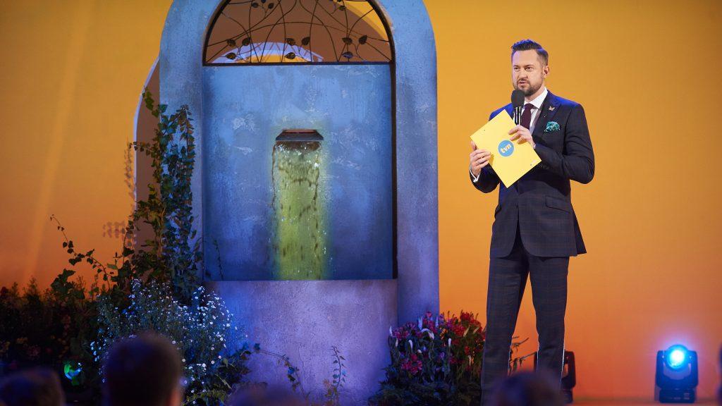 Prezentacja ramówki programowej TVN, fot. TVN/Bartosz Krupa/East News