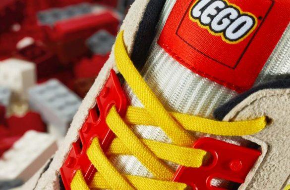 LEGO Adidas ZX 8000, fot. mat. prasowe