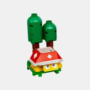 Spiny - Lego Character Packs 71361 Super Mario - char01-3