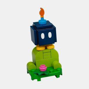 Bob-omb - Lego Character Packs 71361 Super Mario - char01-6