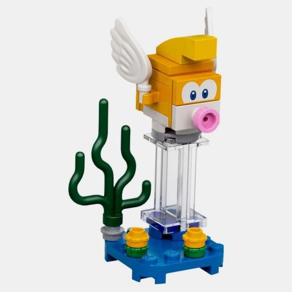 Eep Cheep - Lego Character Packs 71361 Super Mario - char01-7