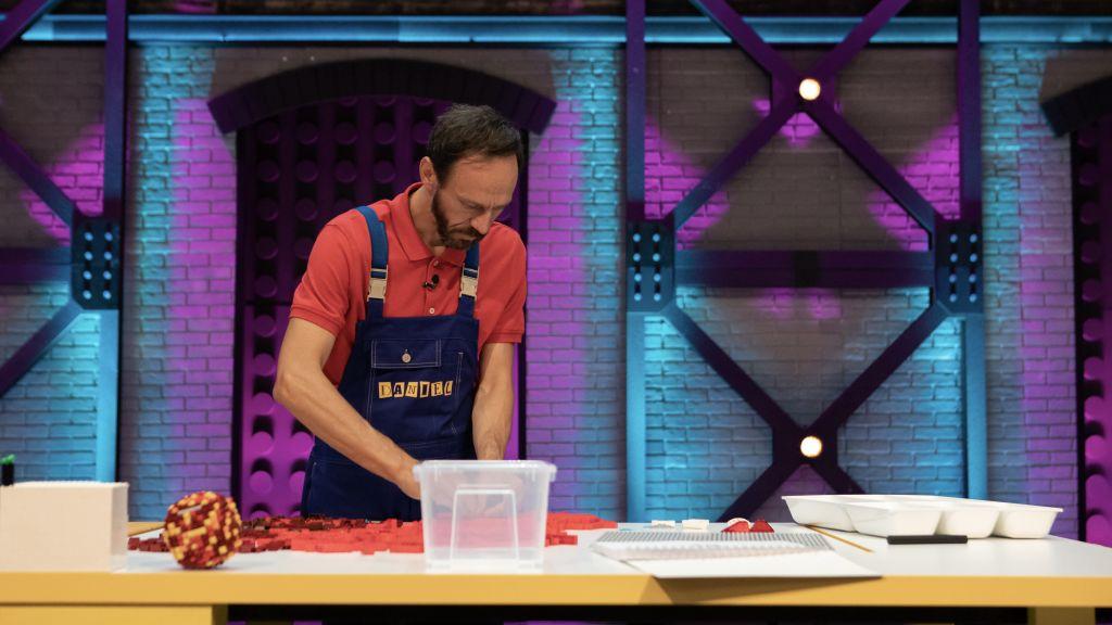 "Plan programu ""Lego Masters"" S01E02, fot. Cezary Piwowarski/TVN"