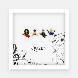 Queen - ramka dla fanów legendarnego zespołu