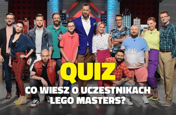 """Plan programu """"Lego Masters"""", fot. Cezary Piwowarski/TVN"""