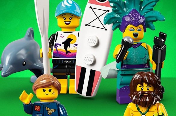 71029 LEGO Collectable Minifigures Series 21