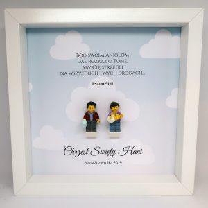 Chrzest dziewczynki - wyjątkowy prezent w wersji LEGO
