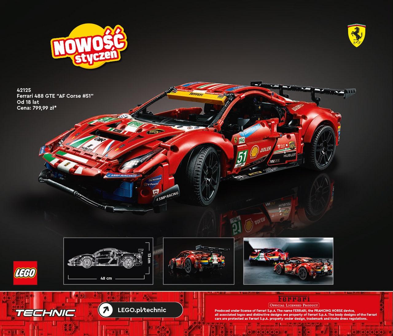 Katalog LEGO styczeń-maj 2021 - wersja polska - 136 - Zestawy LEGO dla dorosłych