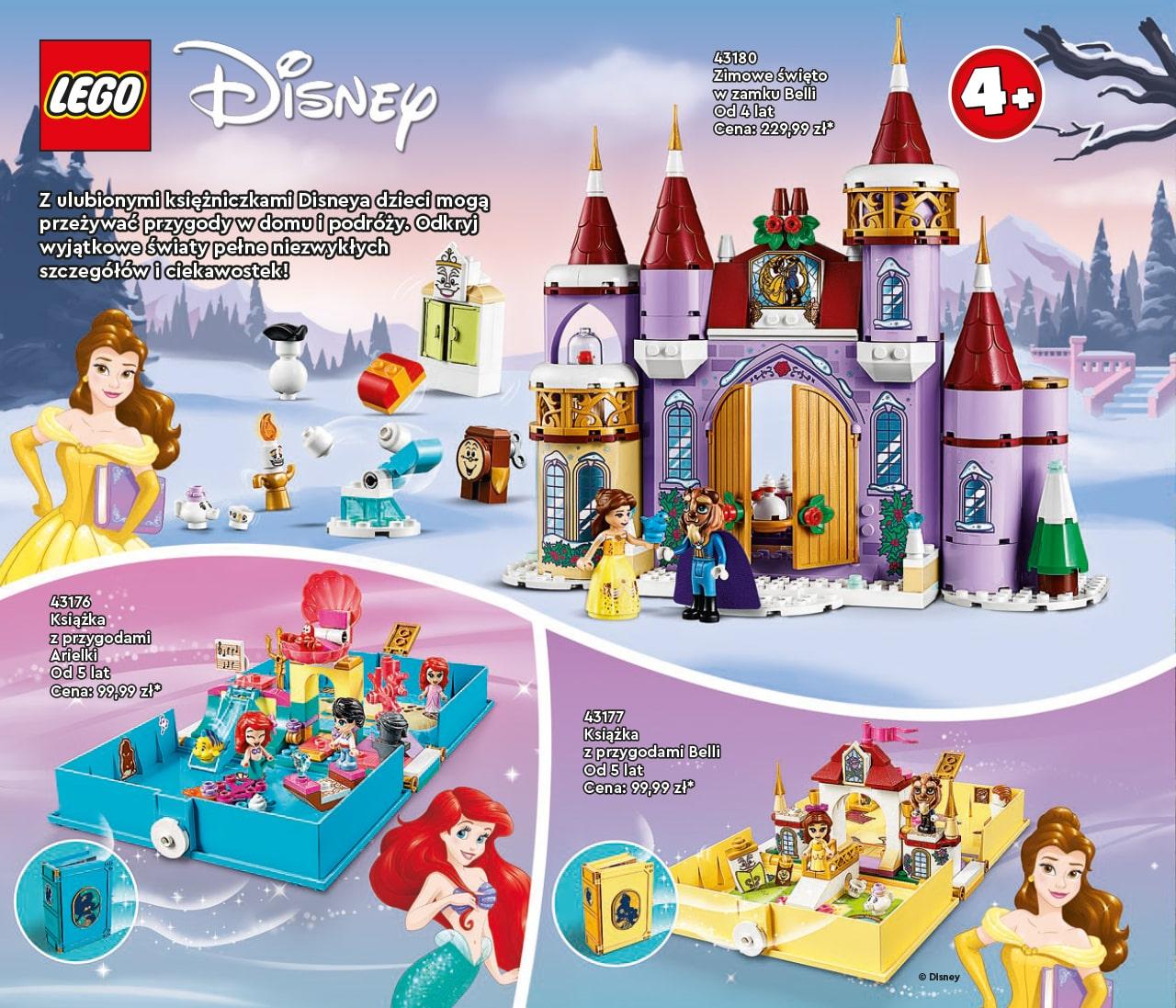 Katalog LEGO styczeń-maj 2021 - wersja polska - 28 - LEGO Disney