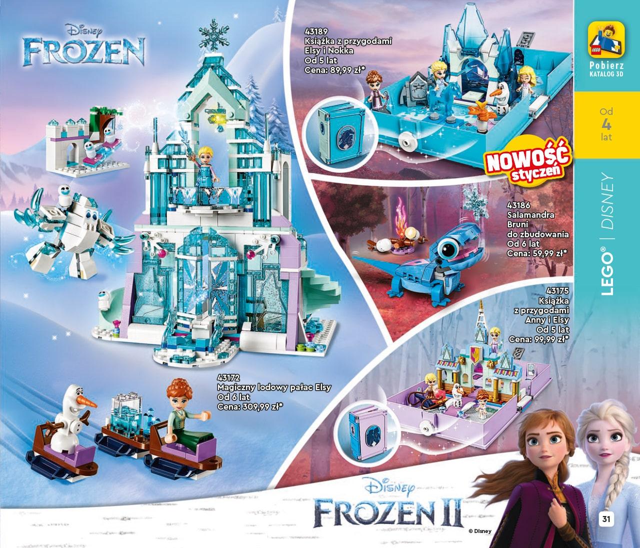 Katalog LEGO styczeń-maj 2021 - wersja polska - 31 - LEGO Disney