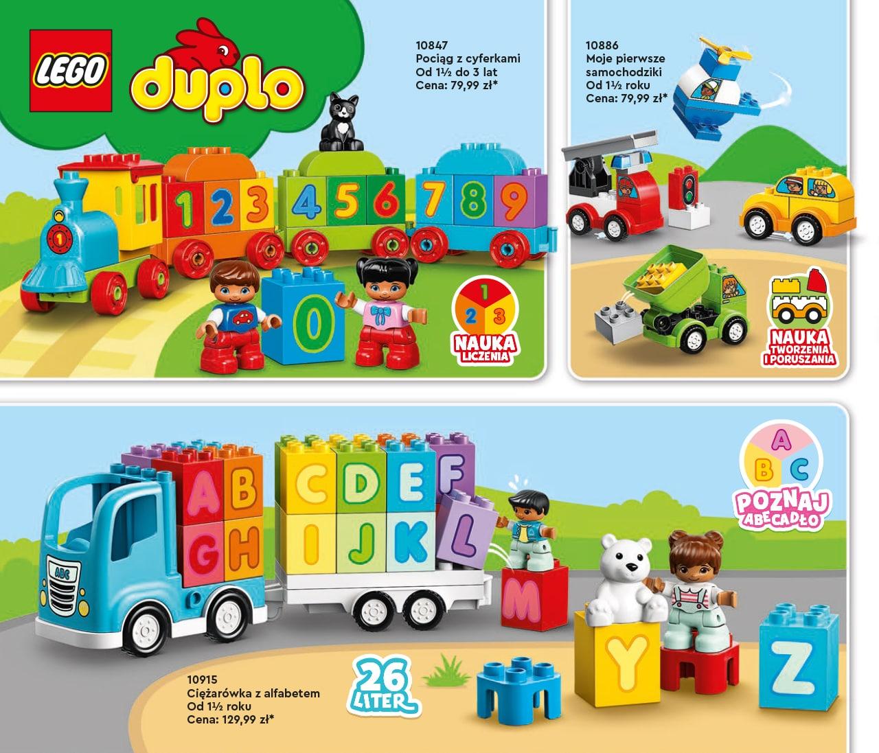 Katalog LEGO styczeń-maj 2021 - wersja polska - 6 - LEGO DUPLO