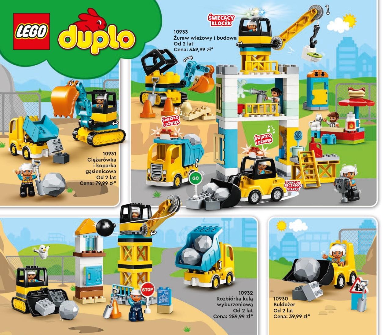 Katalog LEGO styczeń-maj 2021 - wersja polska - 8 - LEGO DUPLO