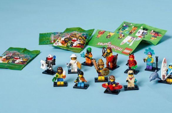 LEGO 71029 nowa seria minifigurek - styczeń 2021