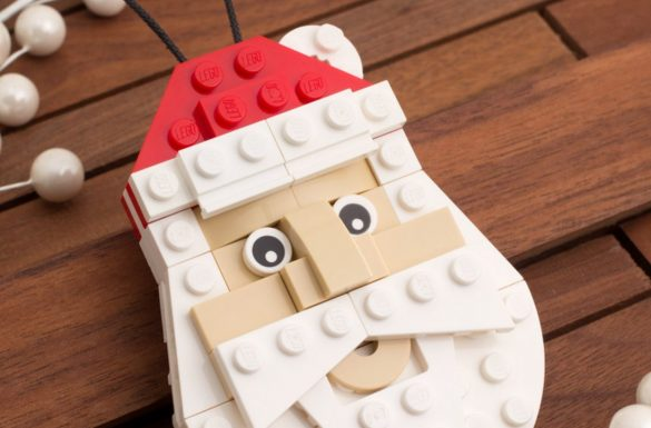 Ozdoby świąteczne LEGO