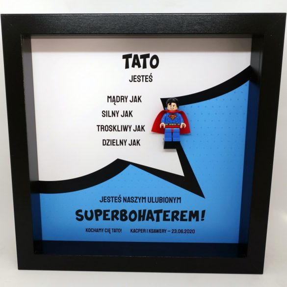 Superbohater Tata - Superman